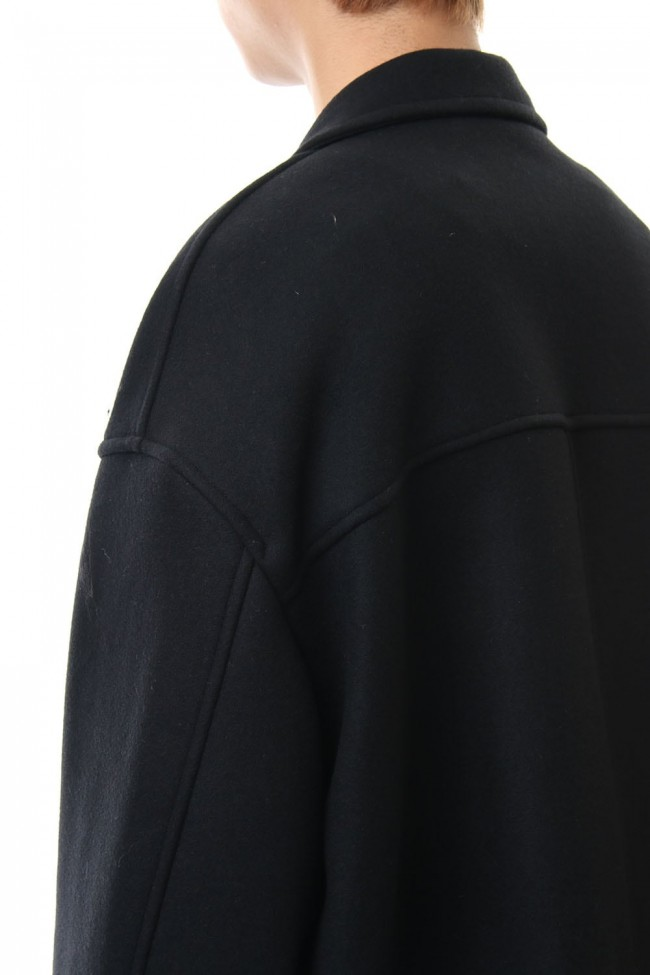 OVER SIZE CHESTER COAT