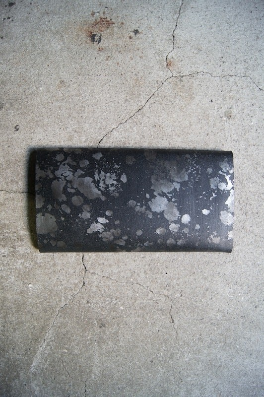 No,No,Yes!  -shosa- Long Wallet Silver Tye Dye pt.