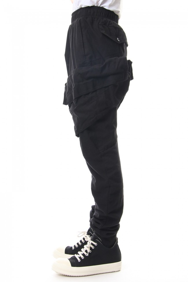 COMBINATION GASMASK CARGO PANTS