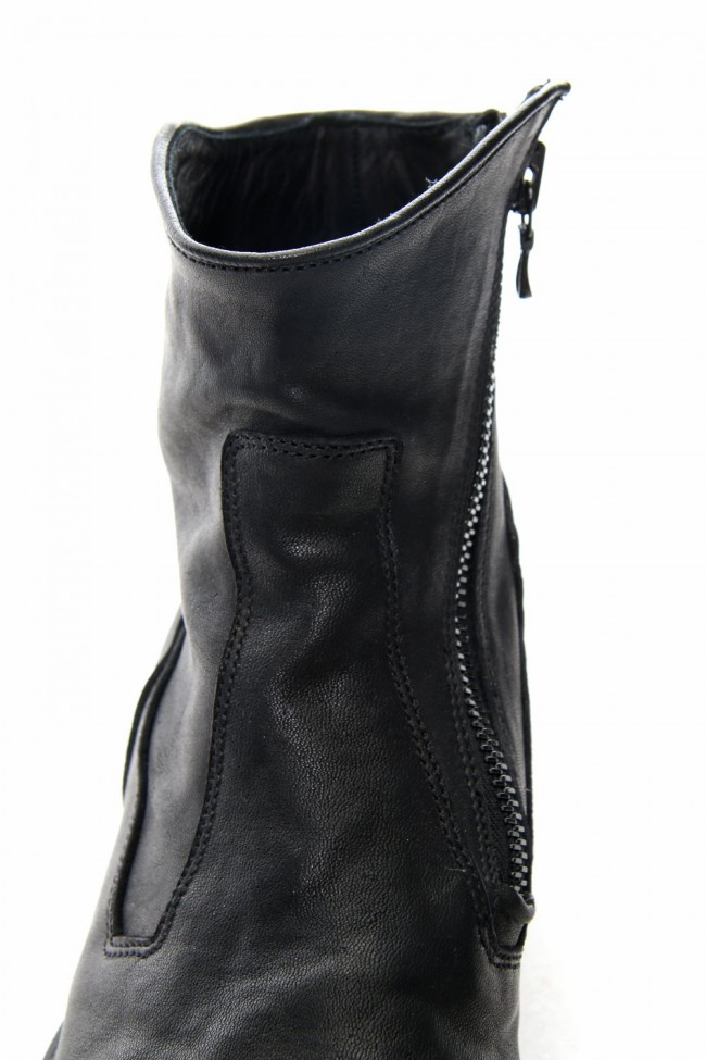 SLASH ZIP ENGINEER BOOTS