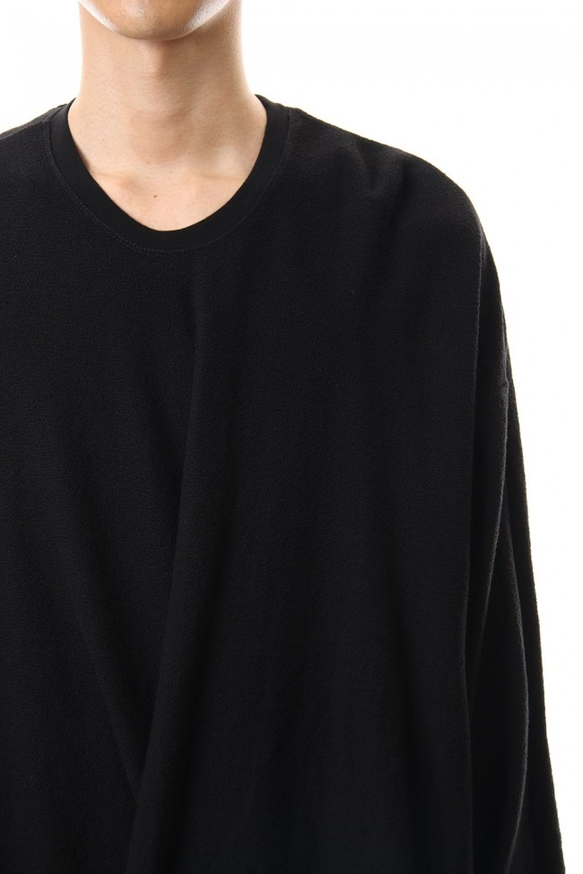 DRAPE TOP ver.2 Black