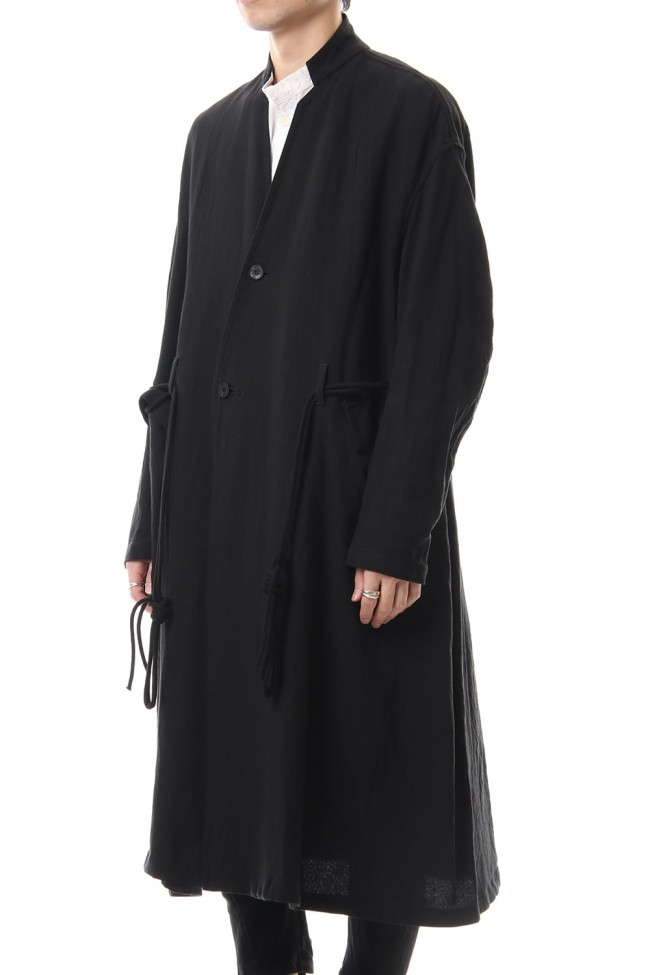 Long jacket Black