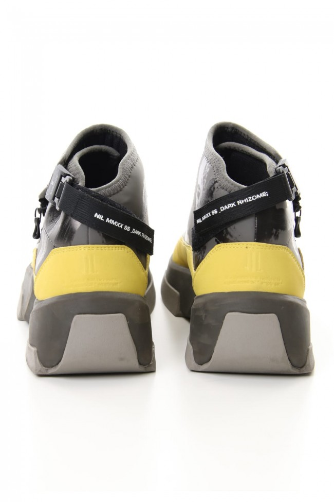 PT Fixed covred sneaker Gray