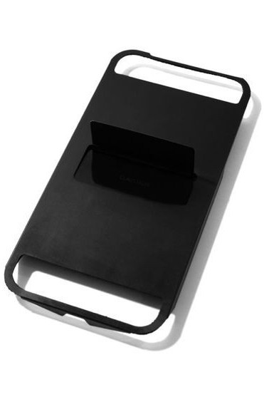iPhone7 and 8  Case FLAP BKM - Black Matte