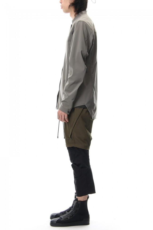 STAND COLLAR SHIRT - CG-1810