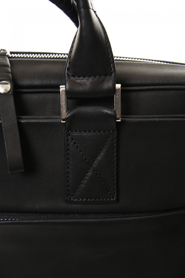 Connect brief - Glove Steer Leather Black