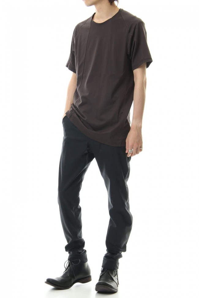 Short sleeve 80/2 cotton jersey