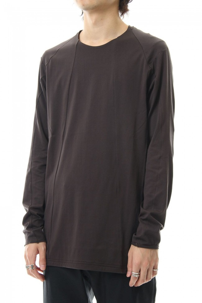 Long sleeve 80/2 cotton jersey
