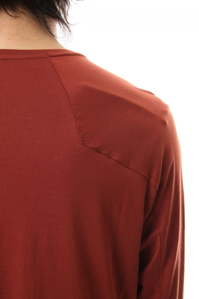 Long sleeve indian cotton jersey (SUVIN)