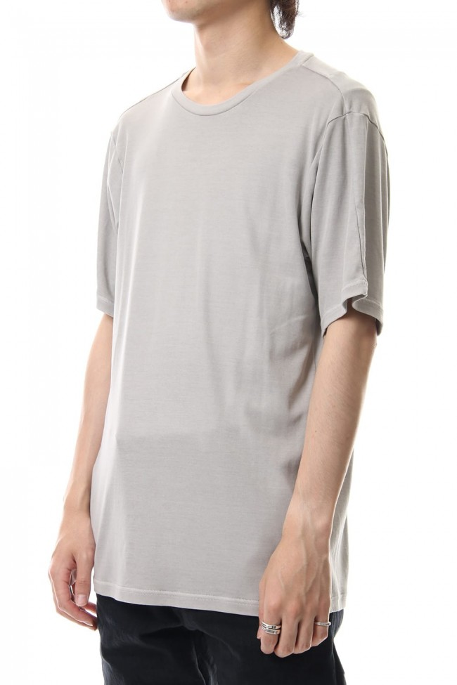 Short sleeve egyptian cotton jersey (GIZA)