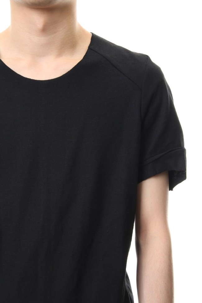 T-Shirts Basic Jersey Black - CT61S-LJ40