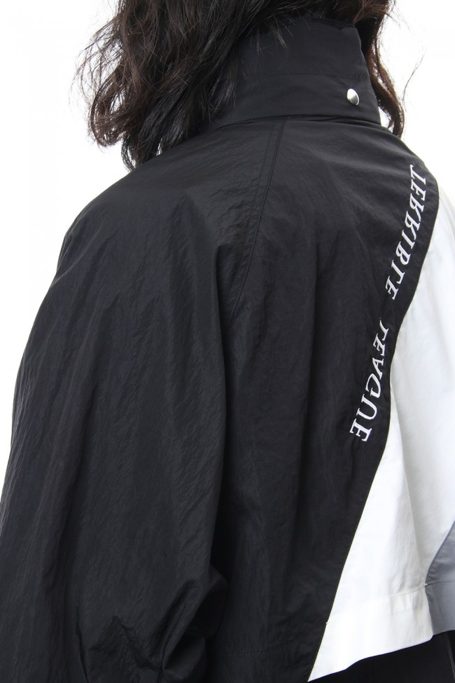 Embroidery Nylon Jacket