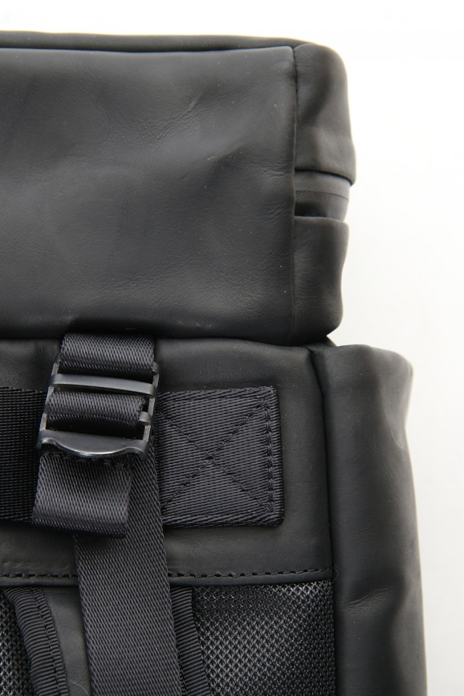Backpack Calf leather - Guidi Leather