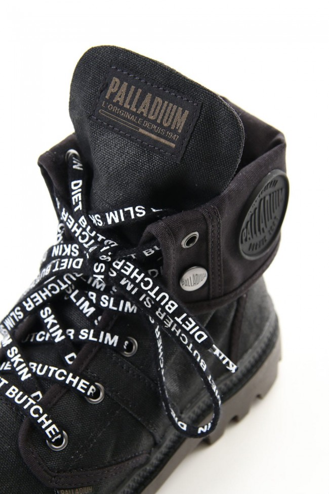PALLADIUM 2way sneaker