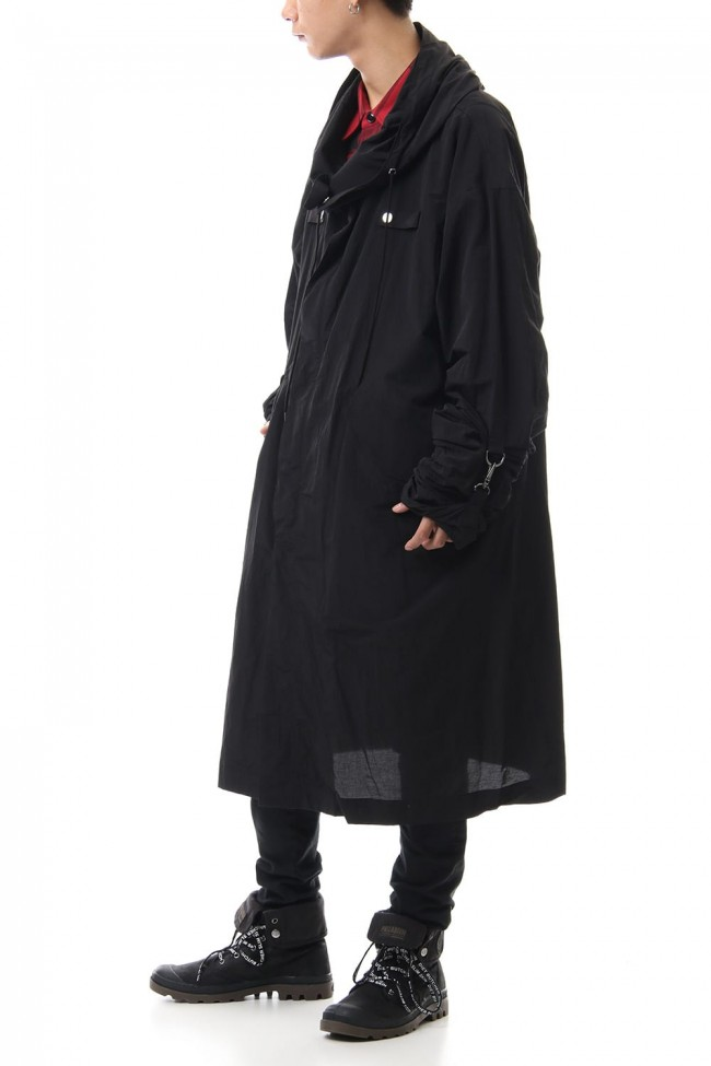 Long sleeve length Military coat