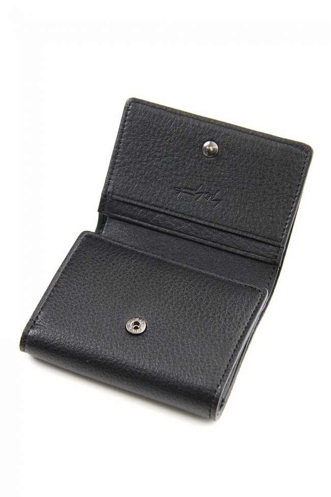Cow Leather Tri-fold wallet