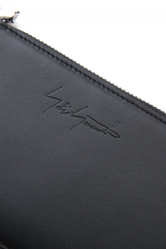 Short Wallet Smooth Leather
