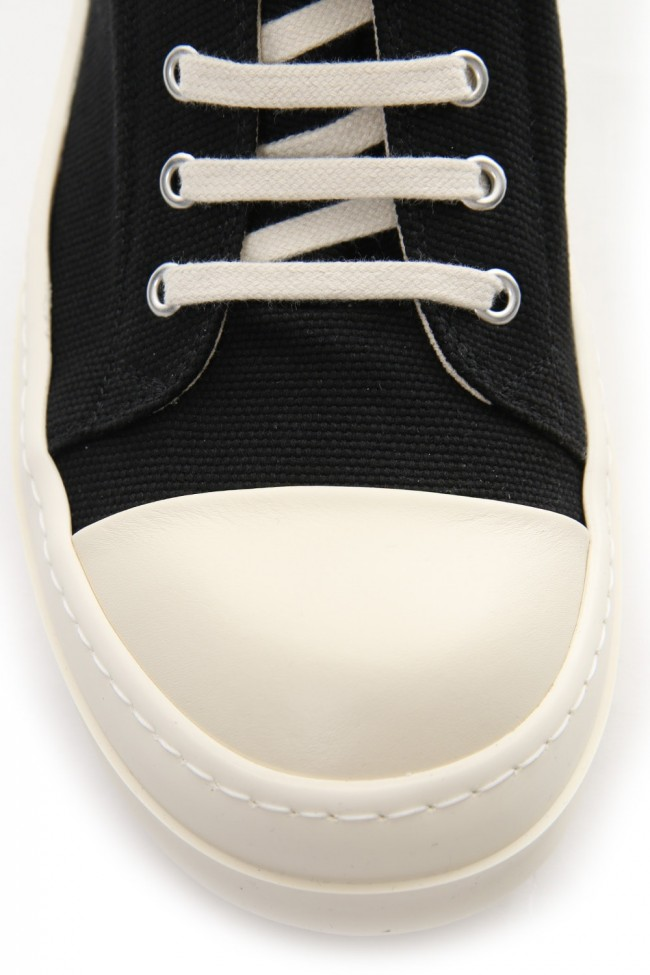 CANVAS LOW SNEAKERS
