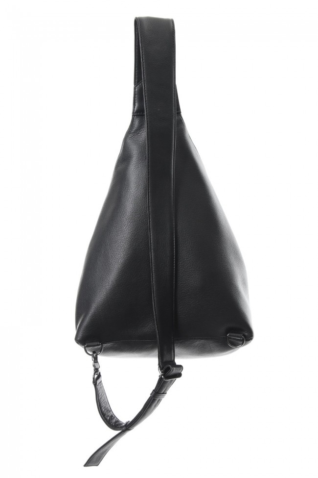 Tuck One Shoulder Bag M Soft Leather - DV-I09-790