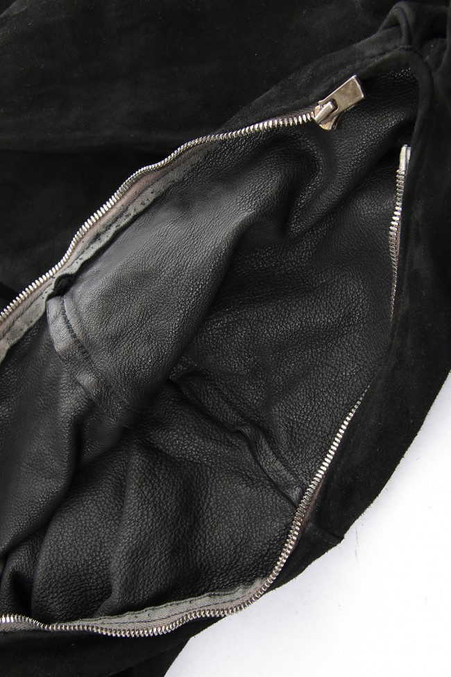 Stag Soft Leather Bag - Back Pack - FRM01 - GUIDI d11d960c6ca80