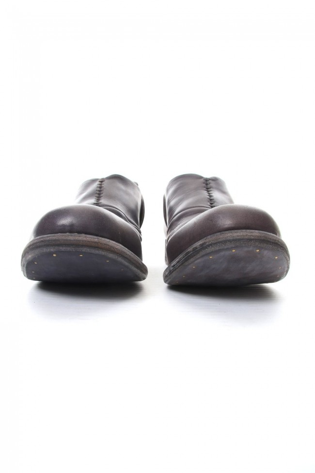 Shoes Calf leather - Purple Gray