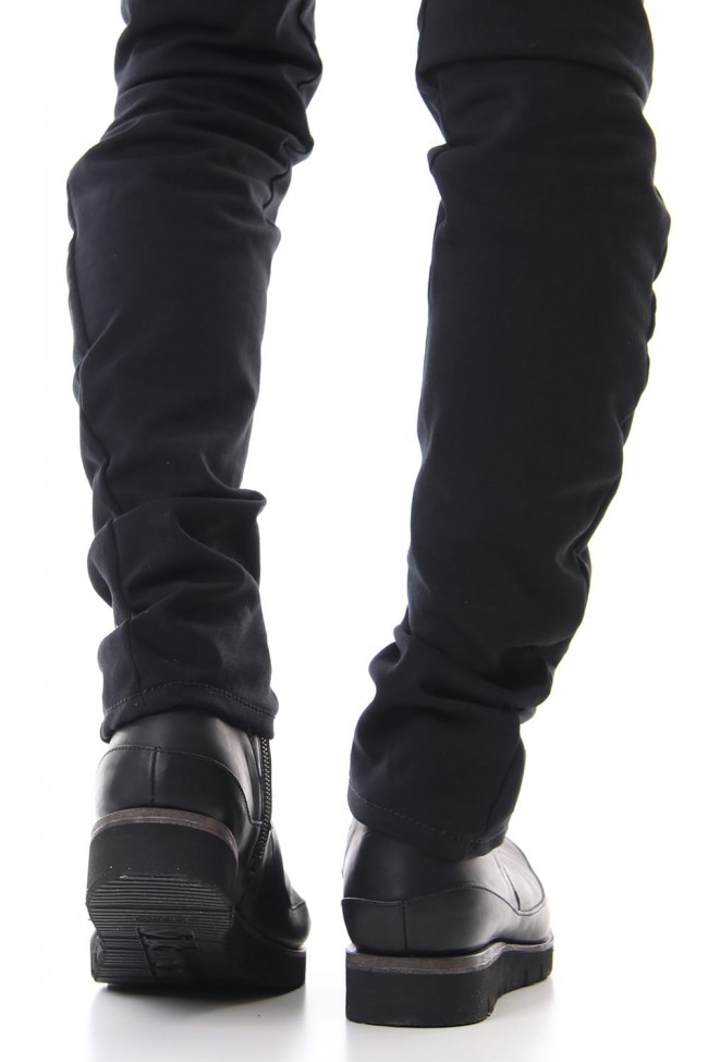 Ankle boots calf leather