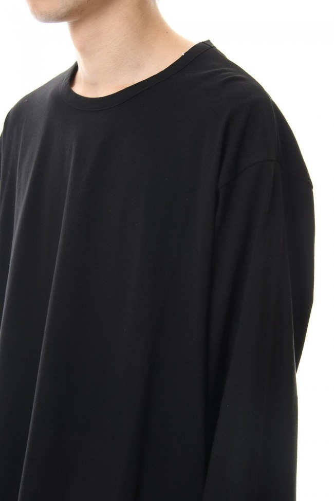 Round Long Sleeve Cut Sew