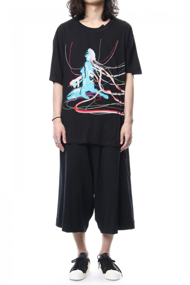 Asymmetry Cut-Sew Ghost In The Shell - Ground Y