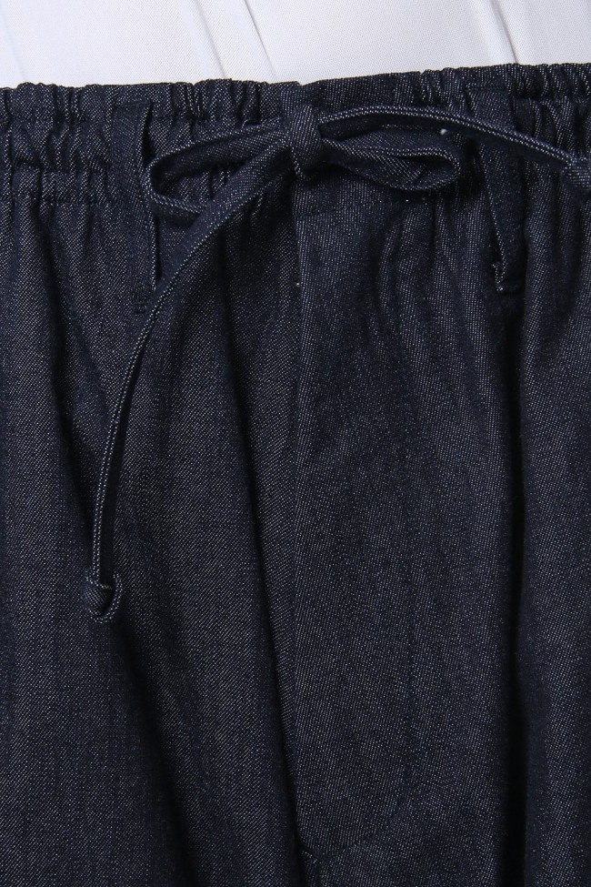 8oz Denim Sarouel Pants