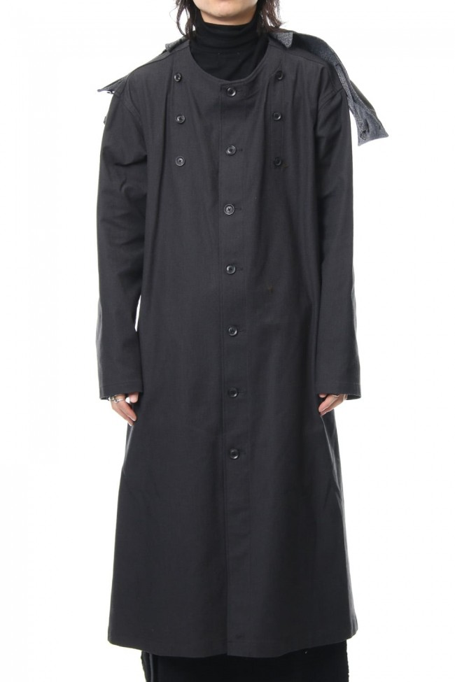 Double Hooded Dress