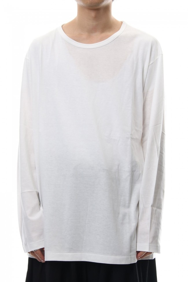 Round neck Long sleeve 30/- Shankar Jersey stitch Off White
