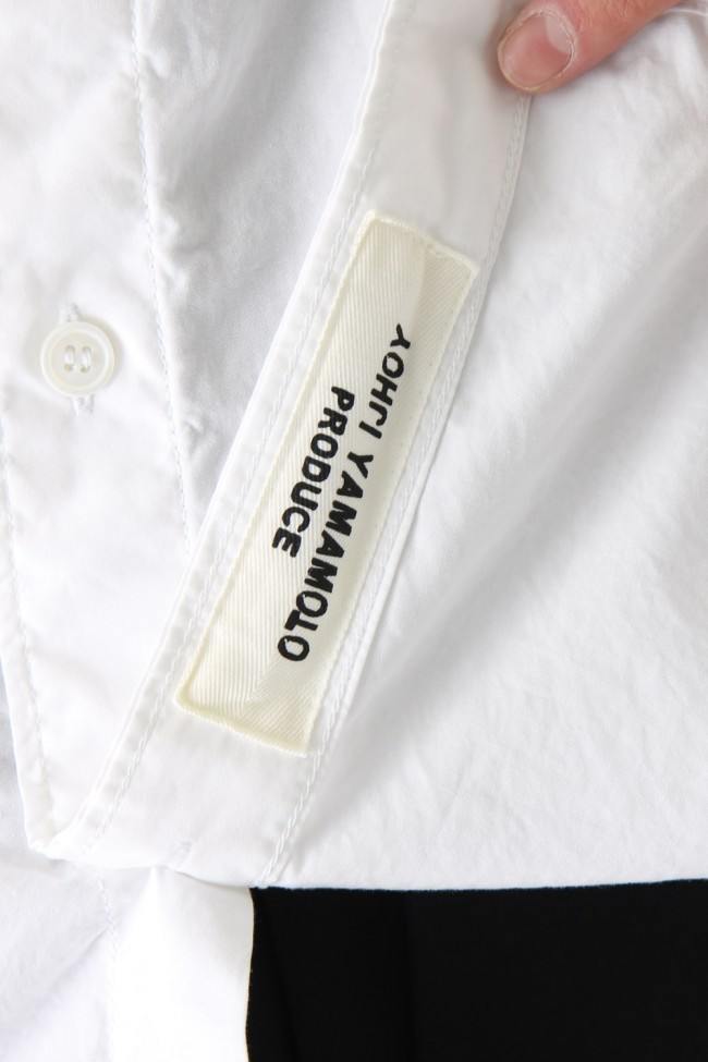 Classic Ring Stitching Shirt