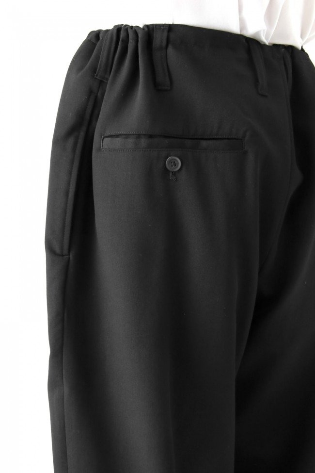 Gabardine Classic Draw String Pants