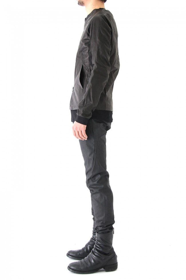 Jacket Deer Leather Black
