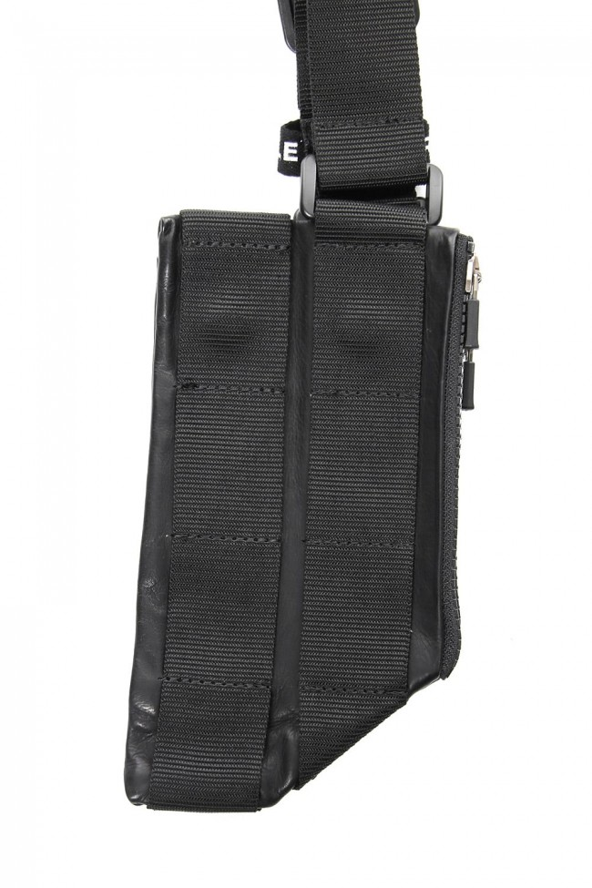 Calf Leather Tactical Neck Wallet RB-031