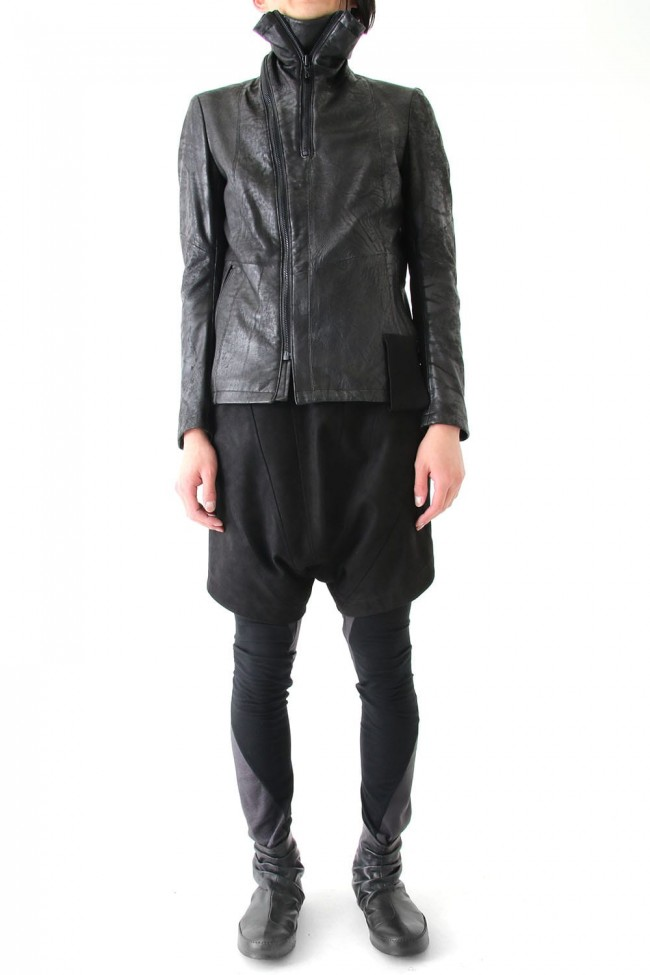 T.A.S LEATHER LEGGINGS