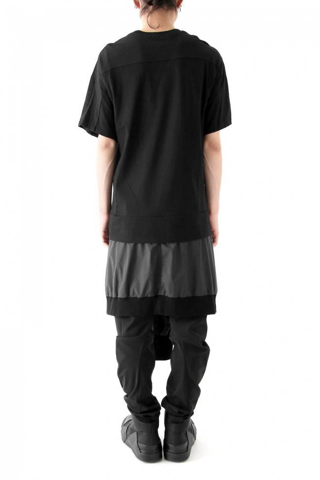 LAYERED JACKET PANTS T-SHIRT - JULIUS