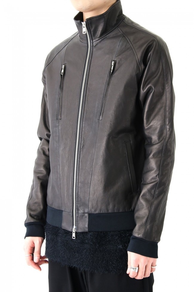 Bonding Deerskin Track Jacket