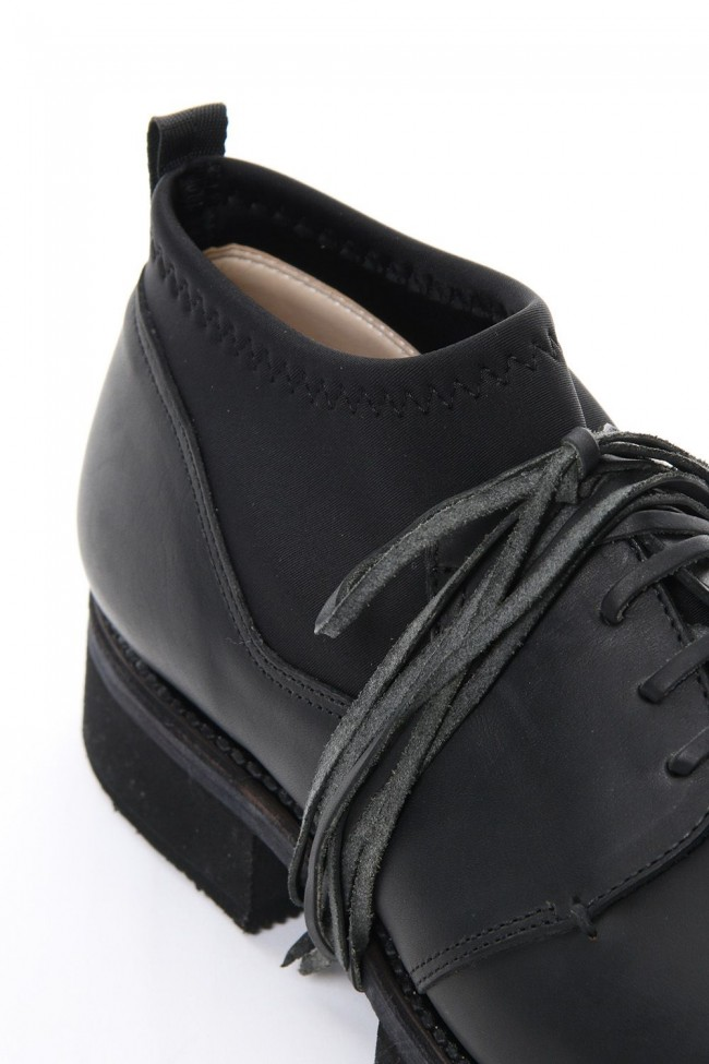 GUIDI leather shoes