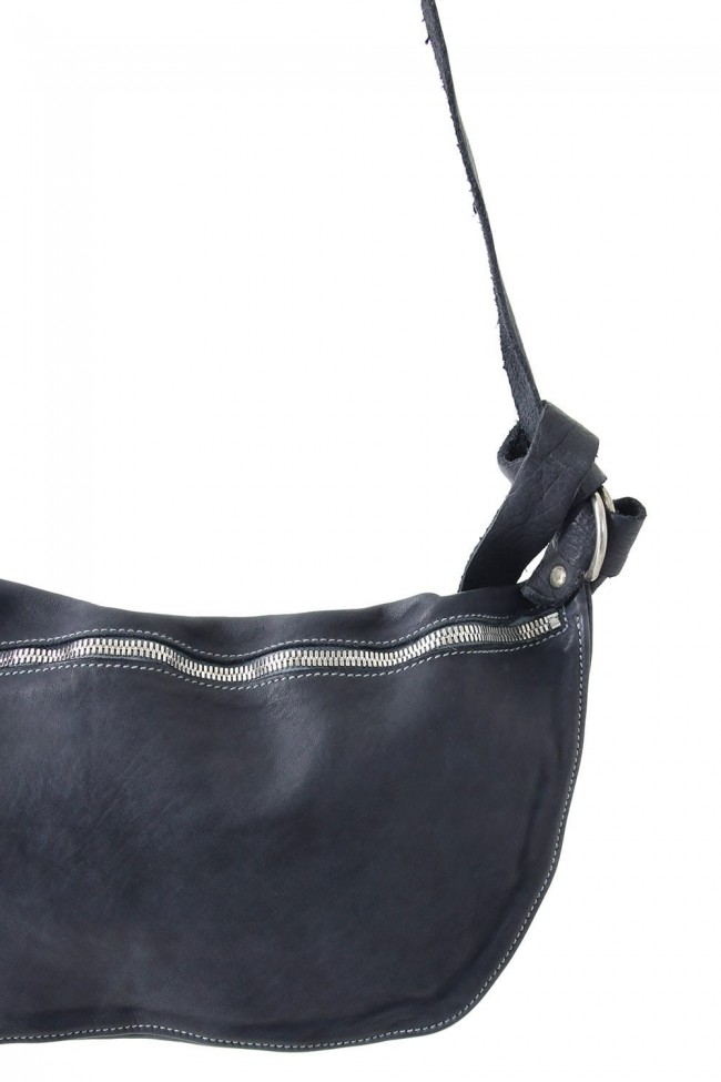 Body Bag Soft Horse Full Grain - Q10 - GRAY