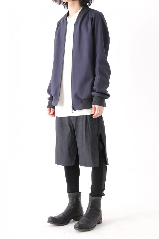 Layered Pants Cotton Wool