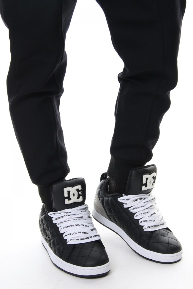 DC Shoes Collaboration Sneaker Black