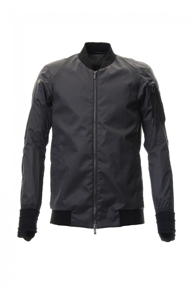 Jacket Cotton Poplin Reflector