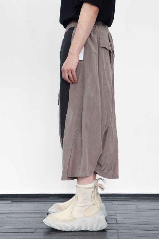PT Wide cropped pants