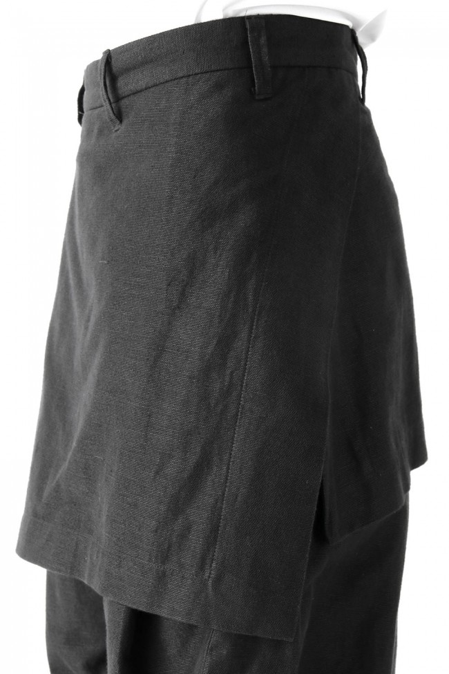 ATTACHED SKIRT BUGGY TROUSERS