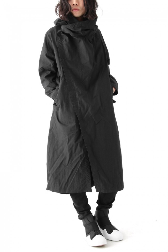 COVERED MODS COAT - JULIUS