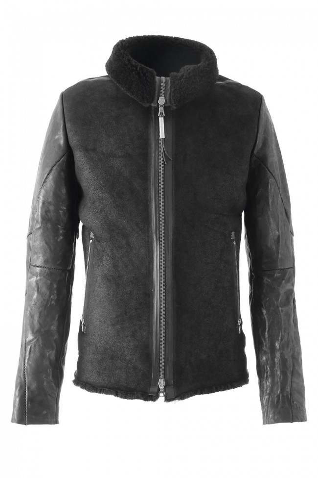 Mouton Jacket ALARMANT