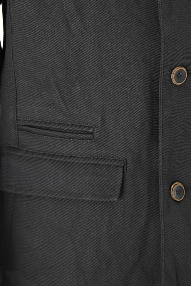 Jacket JK57 Washi Cotton Hard Twill