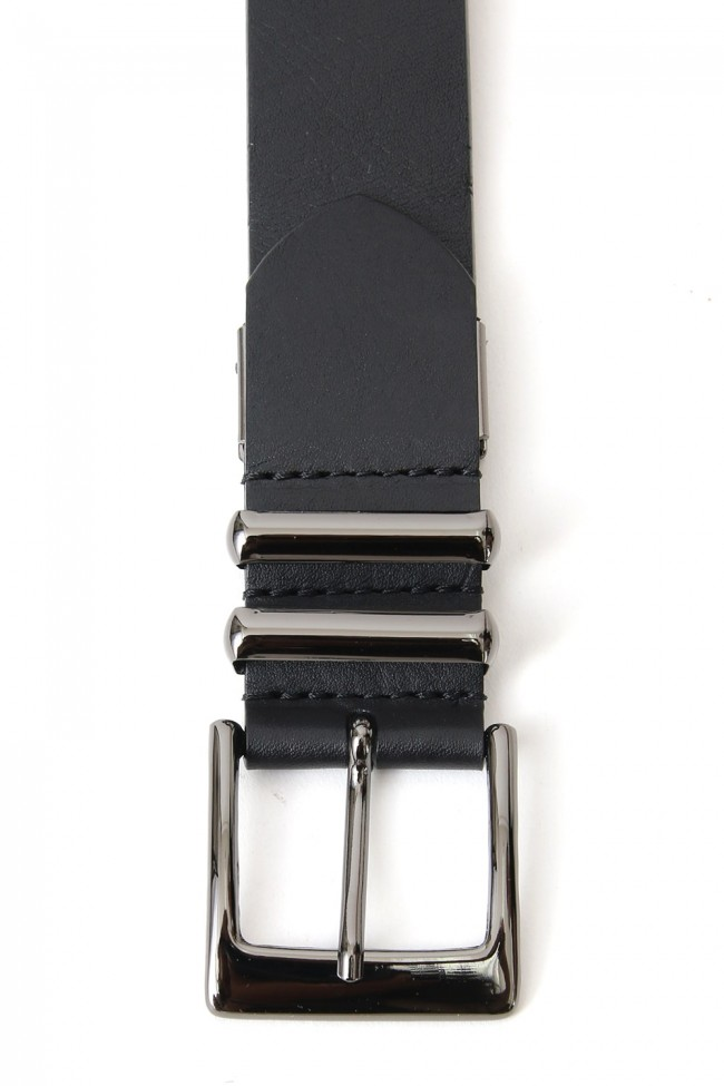 OILED COW LEATHER BELT