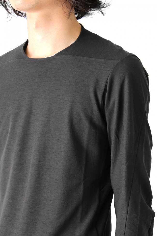Long Sleeve S/Z Twist Cotton